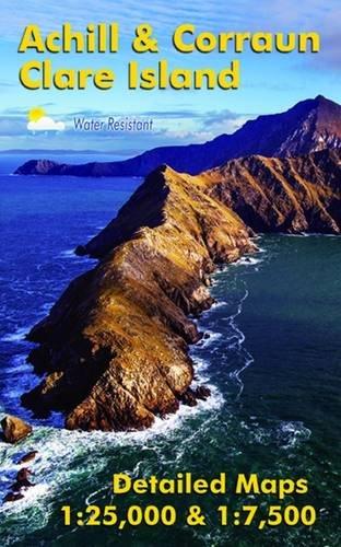 Achill & Corraun Clare Island map.